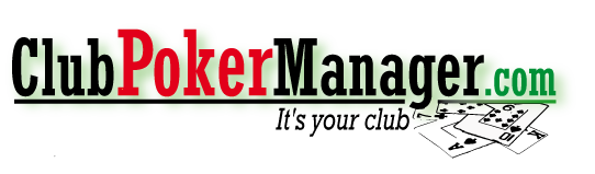 Logo Club Poker Manager